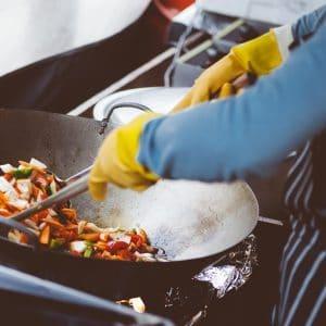 seasonong wok