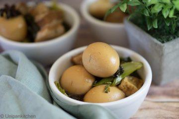 Thai five-spice soup